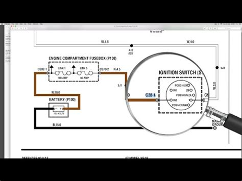 electrical library   wiring diagram understanding land rover wiring diagrams
