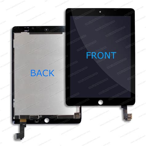 Touchscreen Air 2 air 2 wi fi screen and glass digitizer replacement and repair