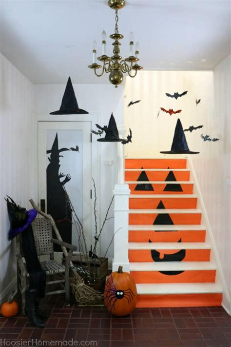 easy home halloween decorations 51 cheap easy to make diy halloween decorations ideas