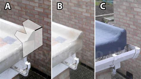 Dormer Shed How To Fibreglass A Roof Easy Diy Fibreglass A Flat Roof