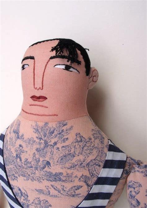 tattoo doll maker tattooed doll inspo diy mm pinterest sy och