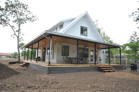 Barn Style House Plans With Wrap Around Porch modern farmhouse exterior details matt risinger