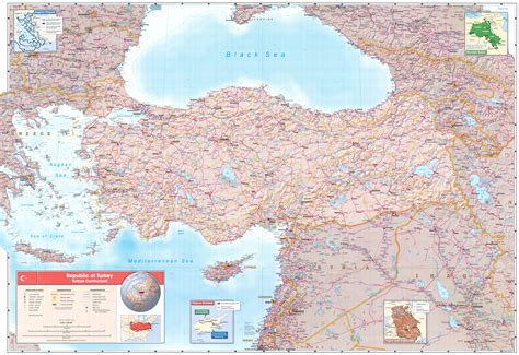 map turkey republic of turkey 2002 perry casta 241 eda map collection ut library