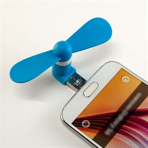 usb fan for phone cool mini fan for android phone with micro usb port