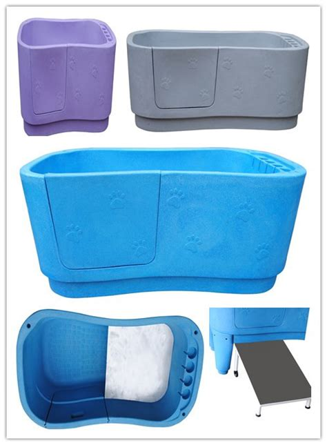 vasca lavaggio cani pi 249 popolari di plastica da compagnia h 111 vasca di