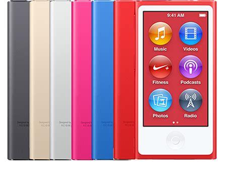 Ipod Nano 7th ipod nano 7th generation technical specifications