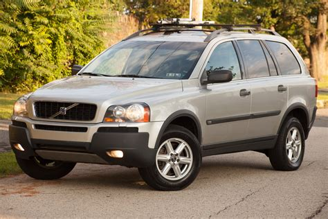 used xc90 volvo 2003 used volvo xc90 for sale