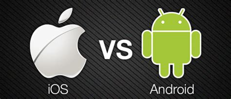 how to get ios on android android vs ios for the time in history android usage is ranked higher than that of the