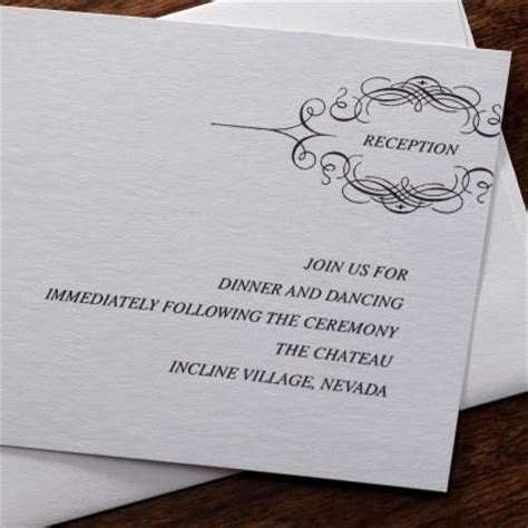 Wedding Paper Divas Rsvp Cards by 13 Best Images About Wedding Reception Cards On