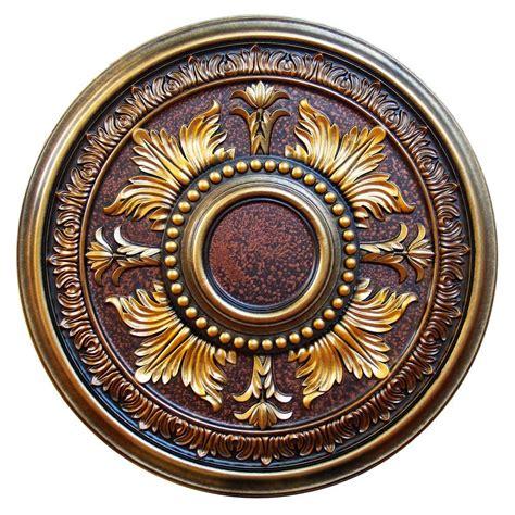 fine art deco 30 5 8 in gilded leaves bronze gold