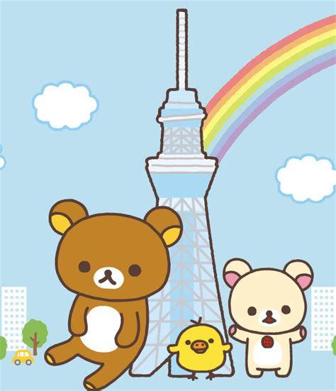 tutorial gambar rilakkuma how to draw rilakkuma bear