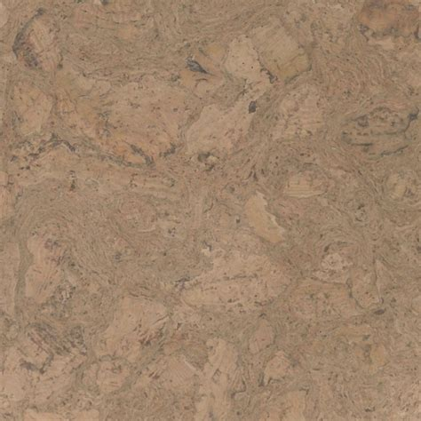 bleached colored cork floor tiles in nugget texture modern cork flooring new york by