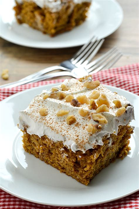 pumpkin cake with cake mix better than anything pumpkin spice cake
