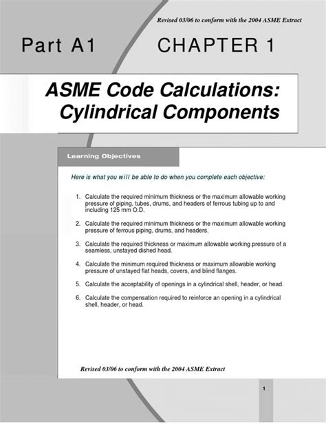section 8 calculator asme code calculations
