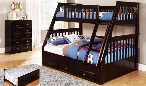 Bunk Bed by Discovery World Furniture Premium Mission