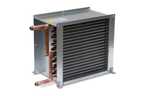 fan coil heat exchanger finned coil heat exchangers uk exchangers ltd