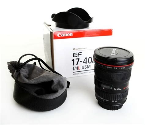 Lensa Canon 17 40mm L Series corr photography new addition canon 17 40mm lens l series