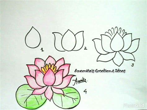 how to draw flower doodle how to draw an easy flower drawing