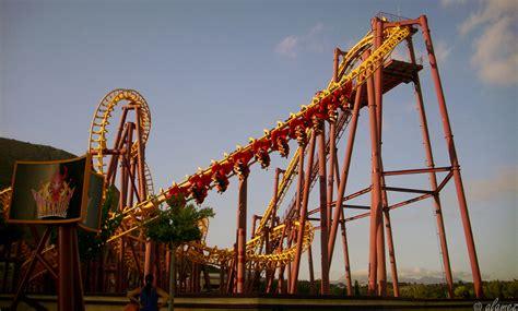 theme park benidorm benidorm terra mitica biggest theme park on the costa del sol