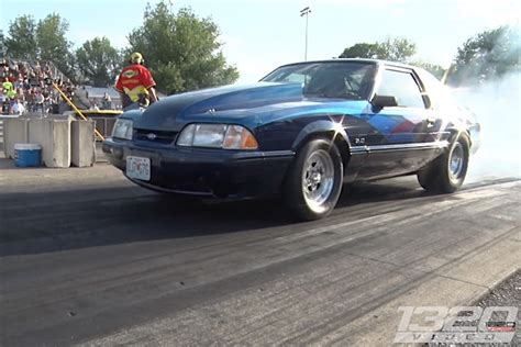 mustang nitrous nitrous fox mustang does more with less