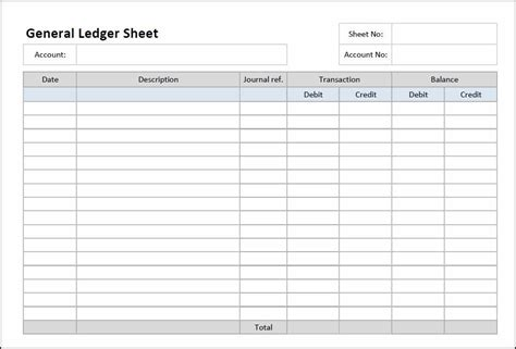 image gallery ledger spreadsheets