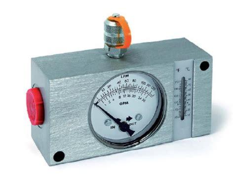 portata pressione misuratore di flusso lpm