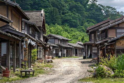 japanese town japanese quot ghost town quot shonai eigamura tsuruoka what