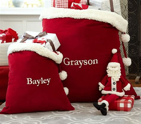 red santa sack for babies pictures friday favorites confessions of a northern