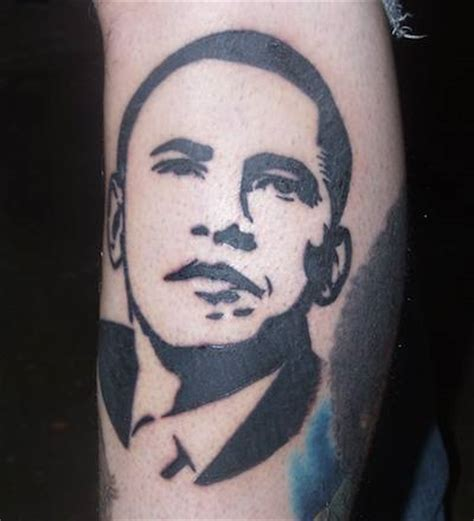 how can i remove this filthy obama tattoo