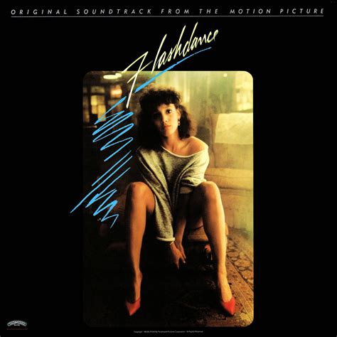 song original crates flashdance original soundtrack vinyl 1983