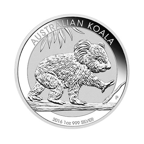 1 Oz Silver Coins For Sale - 2016 1 oz koala silver coin for sale at goldsilver 174