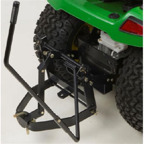 Garden Tractor Sleeve Hitch by Deere Integral Hitch Lp31357