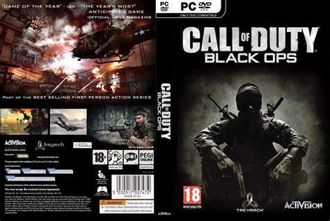 Pc Call Of Duty call of duty black ops 1 for pc version pc