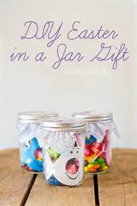 diy easter gifts diy easter gift in a jar our holly days