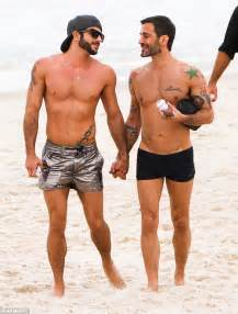 Jack Dorsey House by Muscular Marc Jacobs And His Boyfriend Harry Louis Are