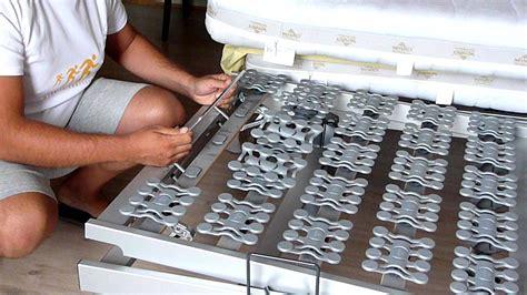 wenatex materasso montaggio ferma materasso