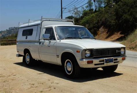 1981 Toyota Truck Seller 1981 Toyota Diesel Up Bring A