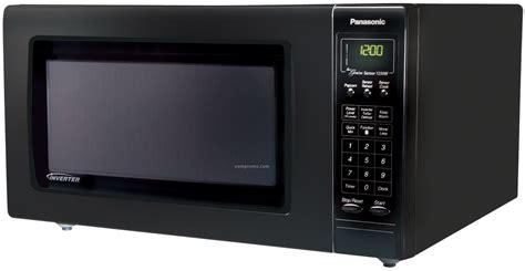 Microwave Panasonic Inverter panasonic size genius inverter microwave black