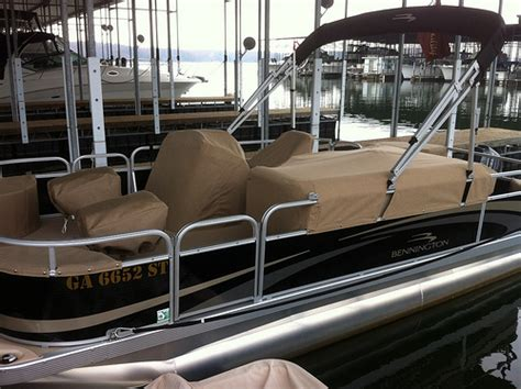 pontoon boat seat covers seat covers pontoon boat flickr photo sharing