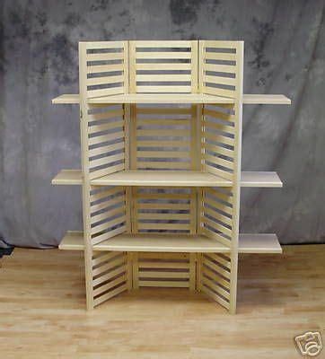 display shelf portable with 3 shelves ebay stands