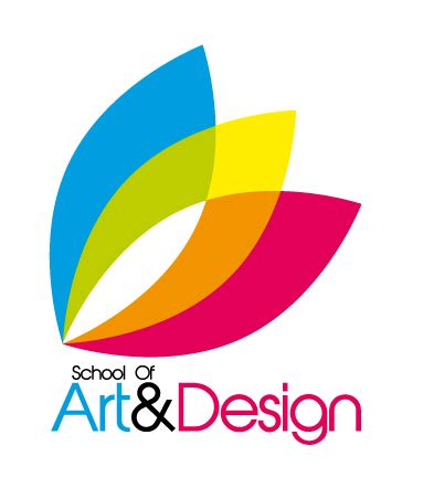 artist logo designs school of and design logo 2 by kenickie1984 on deviantart