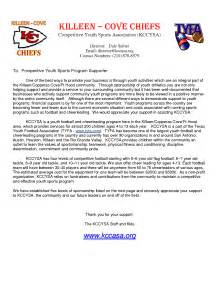 Sle Sponsorship Request Letter For Youth Sports Team Sle Donation Request Letter For Youth Sports Team Best Photos Of Sponsorship Letters For