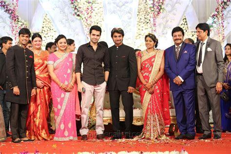 Marriage Stills New by Picture 800573 Ram Pothineni Aadi Wedding