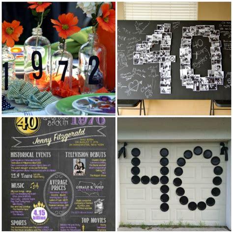Festeggiare 40 Anni In Modo Originale by Festeggiare 40 Anni In Modo Originale Dz02 Pineglen