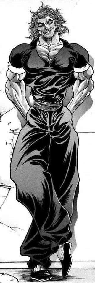 baki the grappler black panther vs yujiro hanma battles comic vine