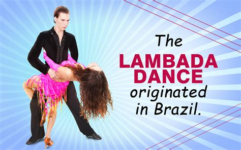 dancing lambada lambada dance tips that ll tickle you with the charm of