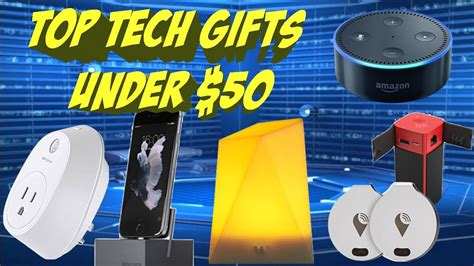 tech presents the best 10 tech gifts for under 50 to give as christmas