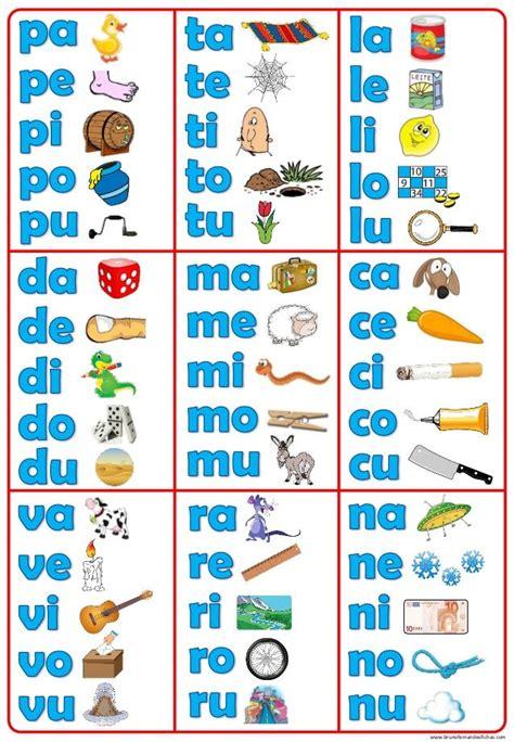 ver tocar y aprender 8421685848 las 25 mejores ideas sobre silabas en y m 225 s como aprender las vocales clases de
