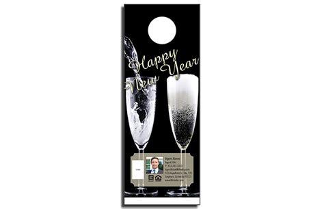 New Year New Hangers by Seasonal Door Hangers Happy New Year 04 Dbc Digital