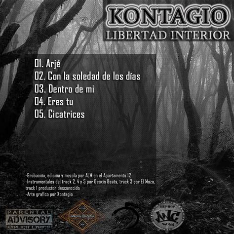 libertad interior kontagio libertad interior 187 193 lbum hip hop groups